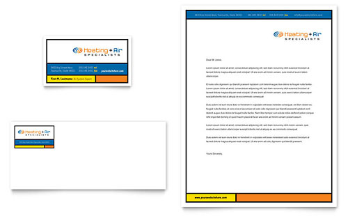 Letterhead Samples For Construction Company