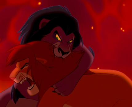 ¿Que león es más fuerte? Lion-king-simba-vs-scar-hd-213