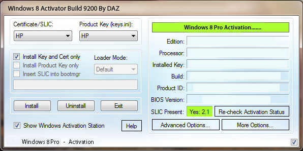 Windows All 7 2014 Activator Free Download