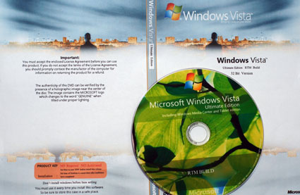 Очередная доработка Windows Vista 2099 Activation Crack. скачать Vista Au..